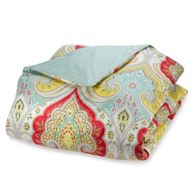 Echo Design™ Jaipur Twin Duvet Cover