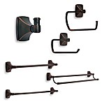 Amerock® Clarendon™ Oil Rubbed Bronze 18-Inch Towel Bar
