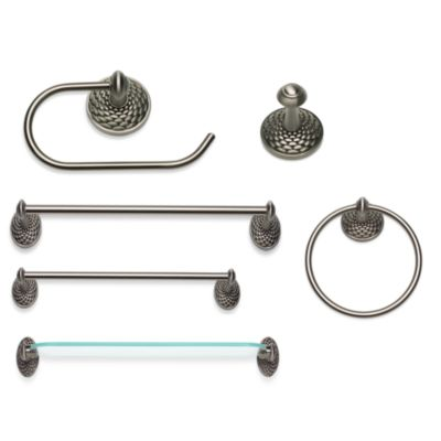 Mandalay Brushed Nickel 18-Inch Towel Bar