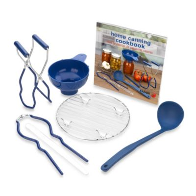 Fagor 7-Piece Home Canning Kit