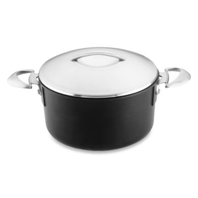 Scanpan® Professional Nonstick 4-Quart Covered Dutch Oven