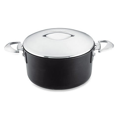 Scanpan® Professional Nonstick 6.5-Quart Covered Dutch Oven