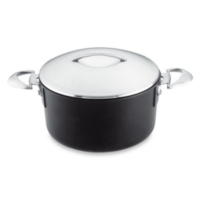 Scanpan® Professional Nonstick 2.75-Quart Covered Saucepot