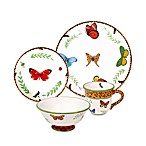 Butterfly Paradise Dinnerware for Zrike