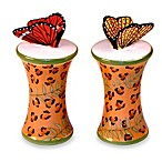 Butterfly Paradise Salt & Pepper Shaker Set for Zrike