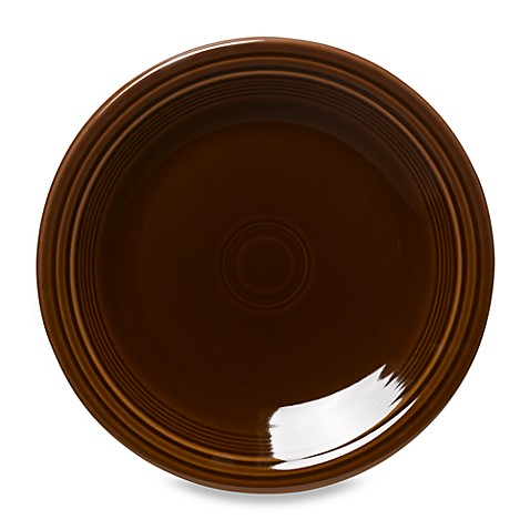 Buy Fiesta 174 Chocolate 10 1 2 Quot Dinner Plate From Bed Bath