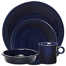 Fiesta® Dinnerware and Serveware in Cobalt Blue