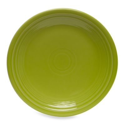 Fiesta® Luncheon Plate in Lemongrass