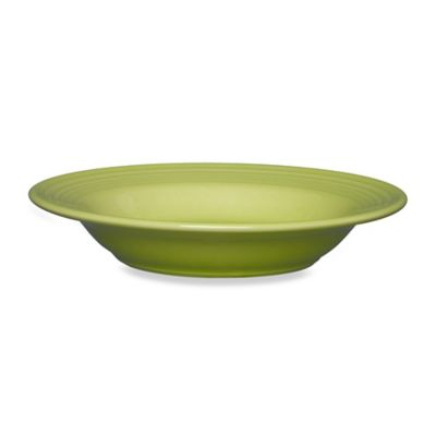 Fiesta® Rim Soup Bowl in Lemongrass