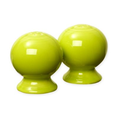 Fiesta® Salt and Pepper Set in Lemongrass