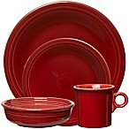 Fiesta® Dinnerware and Serveware in Scarlet