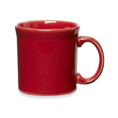 Fiesta® Java Mug in Scarlet