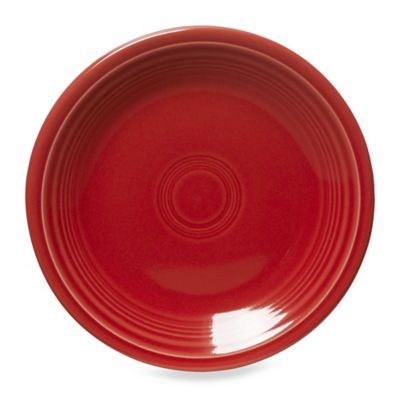 Fiesta® Luncheon Plate in Scarlet
