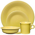 Fiesta® Sunflower 4-Piece Place Setting