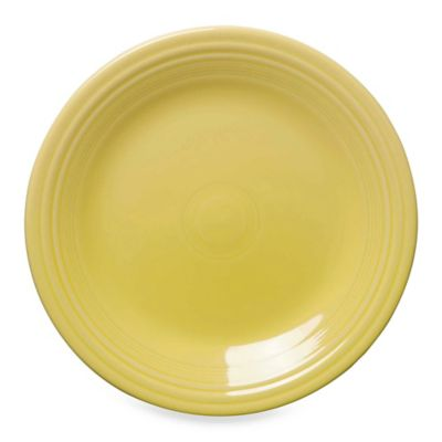 Fiesta® Sunflower 10 1/2-Inch Dinner Plate