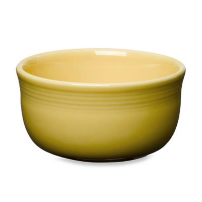 Fiesta® 23-Ounce Gusto Bowl in Sunflower