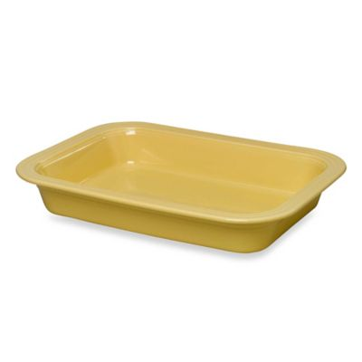 Fiesta® 9-Inch x 13-Inch Rectangular Baker in Sunflower