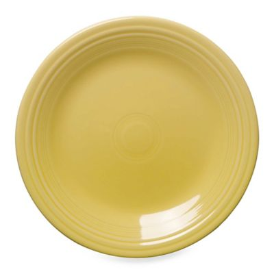 Fiesta® Luncheon Plate in Sunflower
