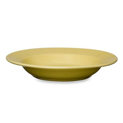Fiesta® Sunflower 9-Inch Rim Soup