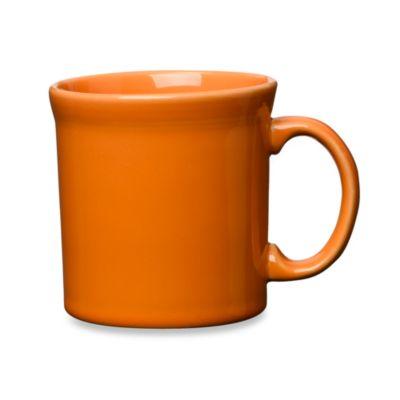 Fiesta® Java Mug in Tangerine