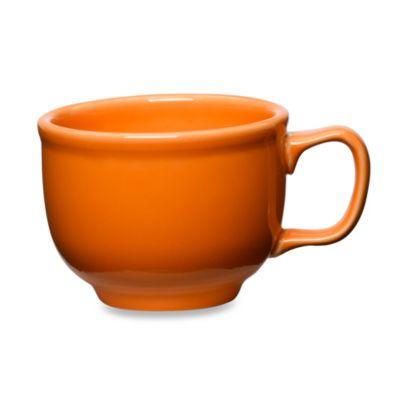 Fiesta® Jumbo Cup in Tangerine