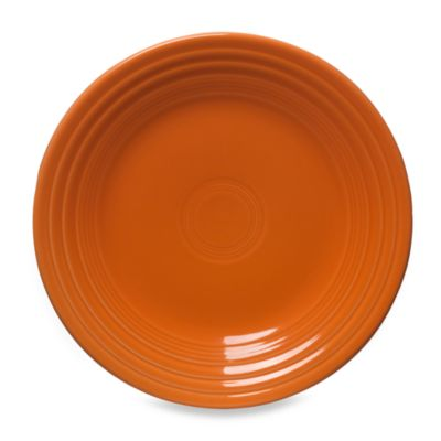 Fiesta® 9-Inch Lunch Plate in Tangerine