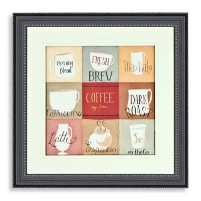 Coffee Anytime Wall Art