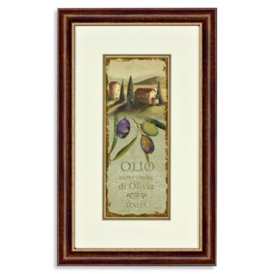 Olive Oil I Wall Art