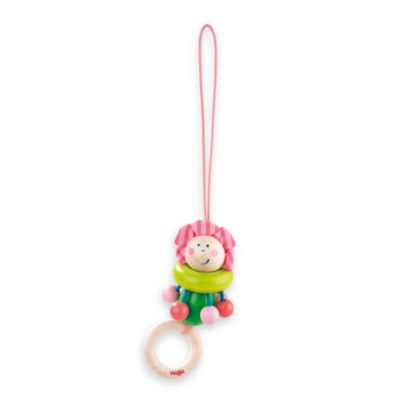 HABA Flower Girl Stroller Toy