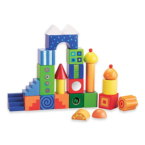 Haba® Fantasy Land Jigsaw Blocks