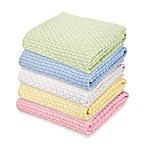 Ribbed 100% Cotton Blanket by Elegant Baby