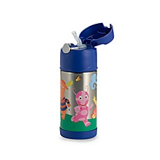 Thermos® Funtainer Backyardigan 12-Ounce Straw Bottle