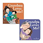 """Grandma Loves Me!"" and ""Grandpa Loves Me!"" Books"