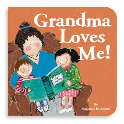 """Grandma Loves Me!"" Book"