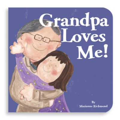 """Grandpa Loves Me!"" Book"