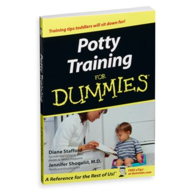 Potty Training for Dummies Book