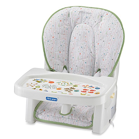 The First Years by Tomy Newborn-to-Toddler Reclining Feeding Set