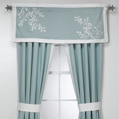 Harbor House™ Coastline Valance