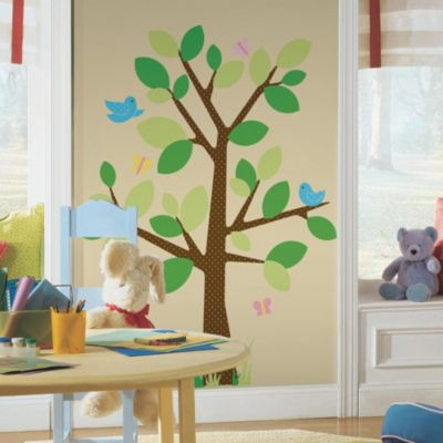 Vinyl Tree Decal