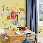 RoomMates Peel and Stick Wall Decals in Jungle Adventure