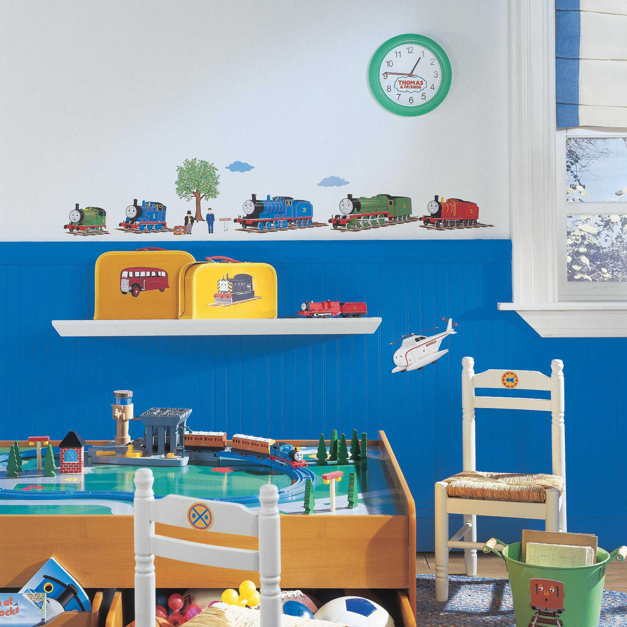 Thomas and friends wall decals