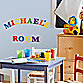 RoomMates Peel and Stick Wall Decals in Primary Expressions