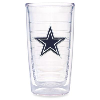 Dishwasher Safe Cowboys Tumbler
