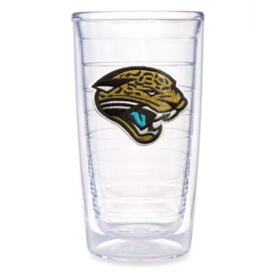 Dishwasher Safe Jaguars Tumbler