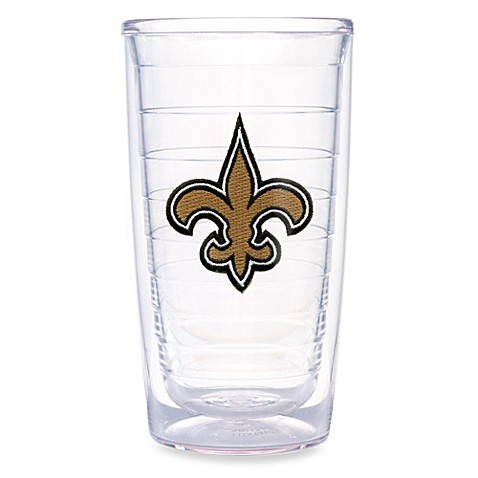Tervis® NFL 16-Ounce Saints Tumbler