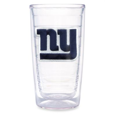 Clear Giants Tumbler