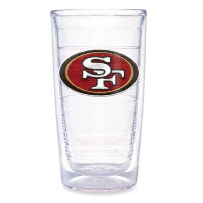 Tervis® NFL 16-Ounce 49ers Tumbler
