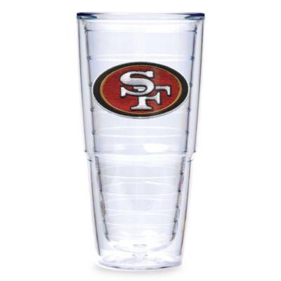 NFL 24-Ounce 49ers Tumbler
