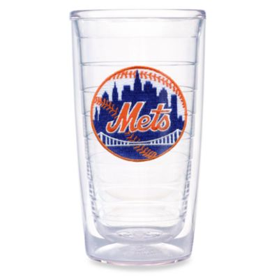 MLB 16-Ounce Mets Tumbler