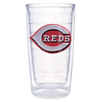 MLB 16-Ounce Reds Tumbler